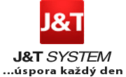 logo JT úspora každý den