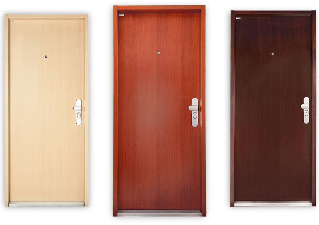 Bytové dveře SECURIDO